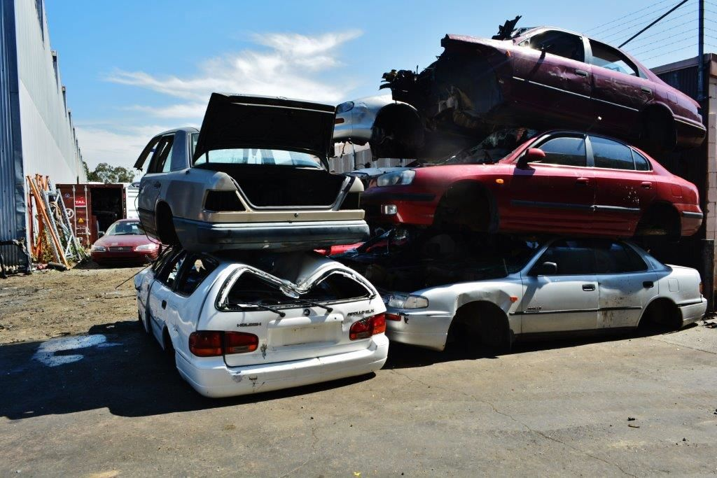 Scrap Car Removals Sydney